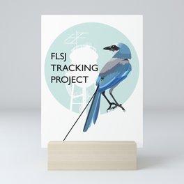 FLSJ research Mini Art Print
