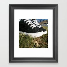 Circa Shoe Company Framed Art Print