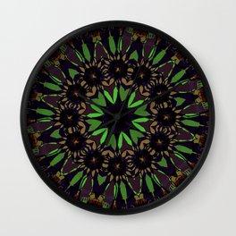 KALÒS EÎDOS XIV Wall Clock
