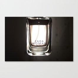 Zara Perfume Canvas Print