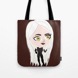 Manon Blackbeak Tote Bag