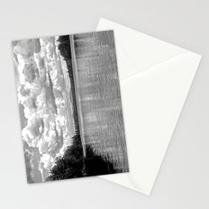 Between Lake and Sky Stationery Cards