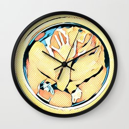 Trapped ~ 13 reasons why Wall Clock