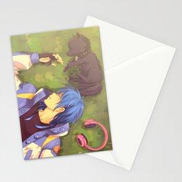 Dramatical Murder-Aoba & Ren Stationery Cards
