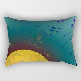 Dust 01 - Post Biological Universe Rectangular Pillow