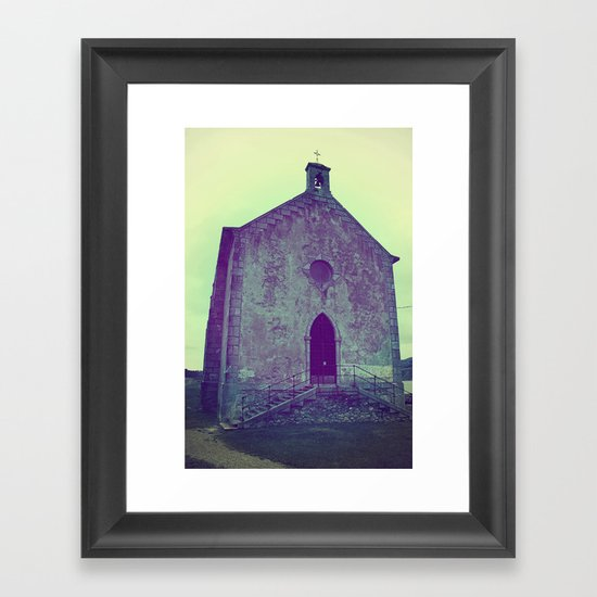 Mundaka Framed Art Print