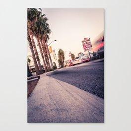 Las Vegas Blvd Canvas Print