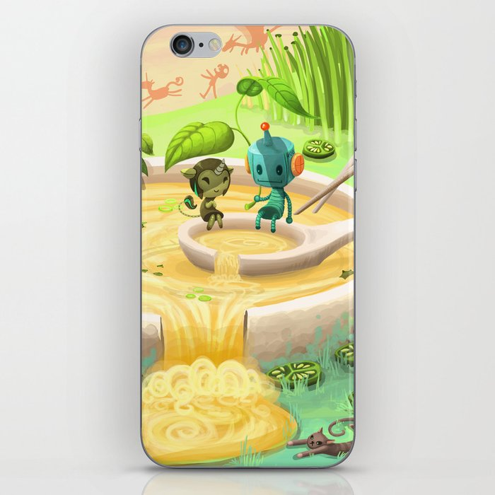 What the Pho iPhone Skin