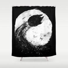 Midnight Awakening Shower Curtain
