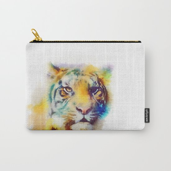 The Elusive - Tiger Carry-All Pouch