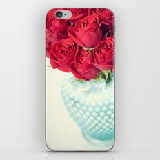 Forgive Me ~ Red Roses iPhone & iPod Skin