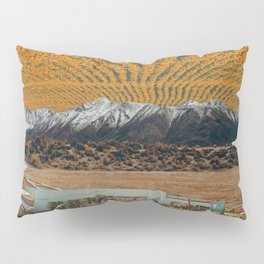 Sunny side up Pillow Sham