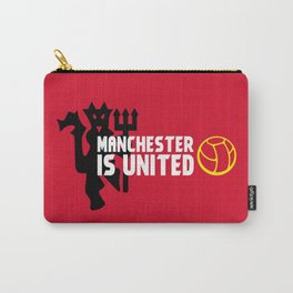 Manchester Is United Carry-All Pouch