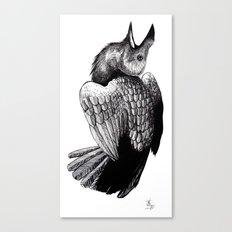 Hrafn Canvas Print