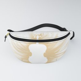 Violin Cello Violinist Gift Idea Fanny Pack