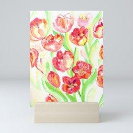 Mothers Day Tulips Mini Art Print