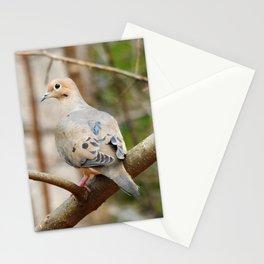 Mourning gaze Stationery Cards