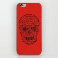 horror iPhone & iPod Skins featuring horror by creaziz
