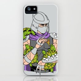 Ninja Pets iPhone Case
