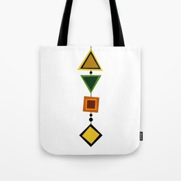 Mid Century Art 16 Tote Bag
