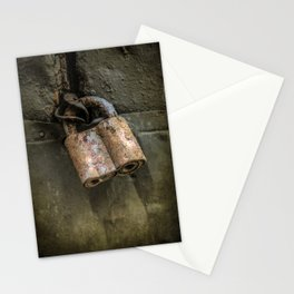 Once a factory Stationery Cards