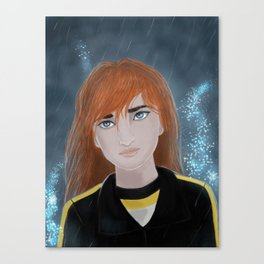 The Power Inside Her Canvas Print