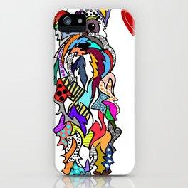 Oh Schnauzer my love iPhone Case