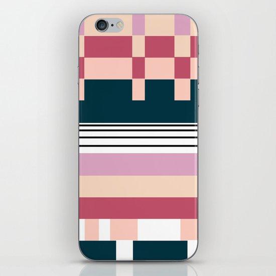 Raspberry Parfait iPhone & iPod Skin