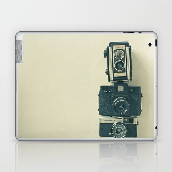 Camera Love Laptop & iPad Skin