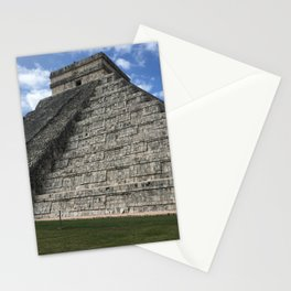 Mexico chichen itza Stationery Cards