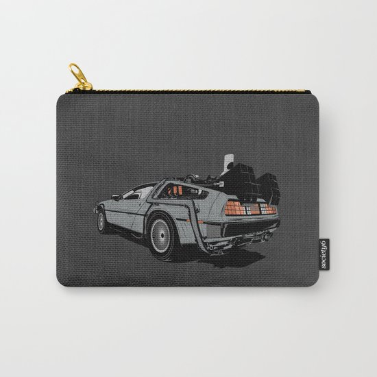 DeLorean Carry-All Pouch