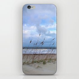 Sea Oats in the Wind iPhone Skin
