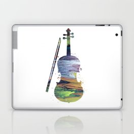 Viola Laptop & iPad Skin