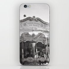 Carousel de Paris iPhone & iPod Skin