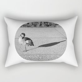 Outside Society  Rectangular Pillow
