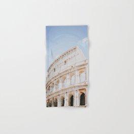 Colosseum III / Rome, Italy Hand & Bath Towel