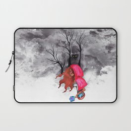 Do You Fear What Lies in the Woods? Laptop Sleeve