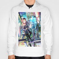 architect Hoodies featuring Heavens Architect by True Last Boss