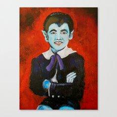 The Munsters Eddie Munster Canvas Print
