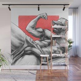 Flex Fantasy Wall Mural