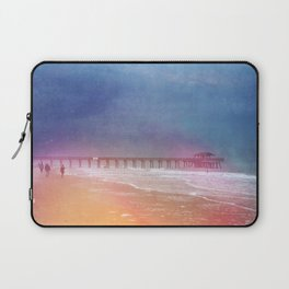 Her Heart was as Wild as a Stormy Sea Laptop Sleeve