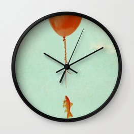 the great escape 2 Wall Clock