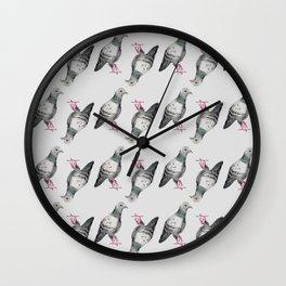 Pidgeon ii Wall Clock