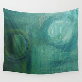 Transcend I Wall Tapestry