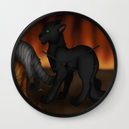 They are not my kits! Wall Clock
