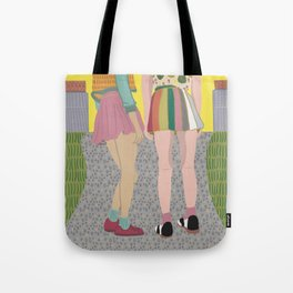 The Girlfriends Tote Bag