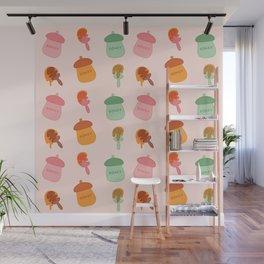 Honey P Wall Mural
