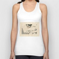 fruit Tank Tops featuring Fruit by NVM Illustration