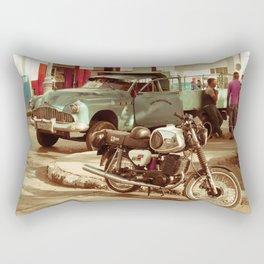 Pickup Bike Rectangular Pillow