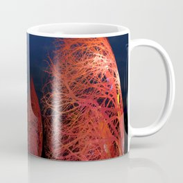 Forest landscape 3d digital art, 3d modeling, Coffee Mug